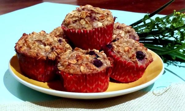 natvia muffins 9