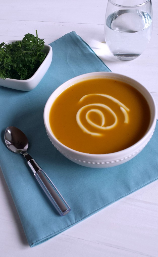 Butternut Squash Soup 8
